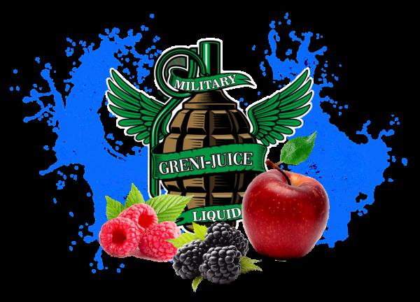 GRENI Juice | Aroma | Military Liquid