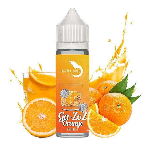 GA-ZOZ ORANGE | Aroma | Hayvan Juice
