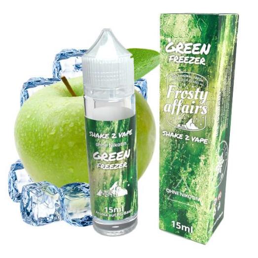 Green Freezer | Aroma | Frosty Affairs
