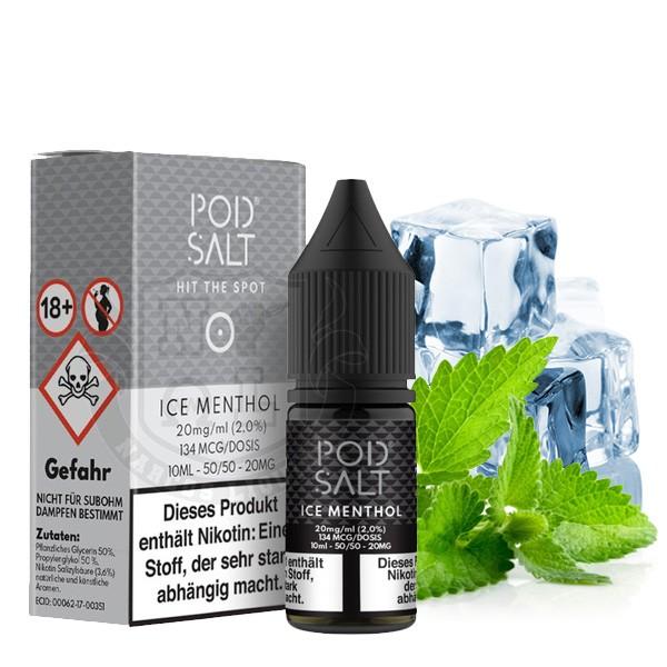 Ice Menthol | Liquid | Pod Salt