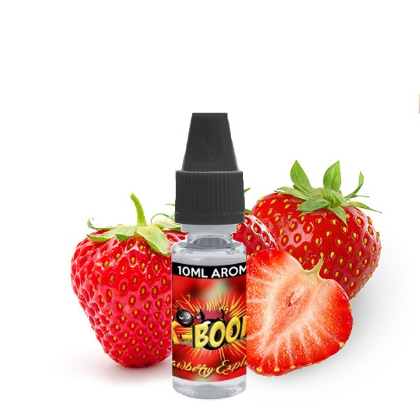 Strawberry Explosion | Aroma | K-Boom