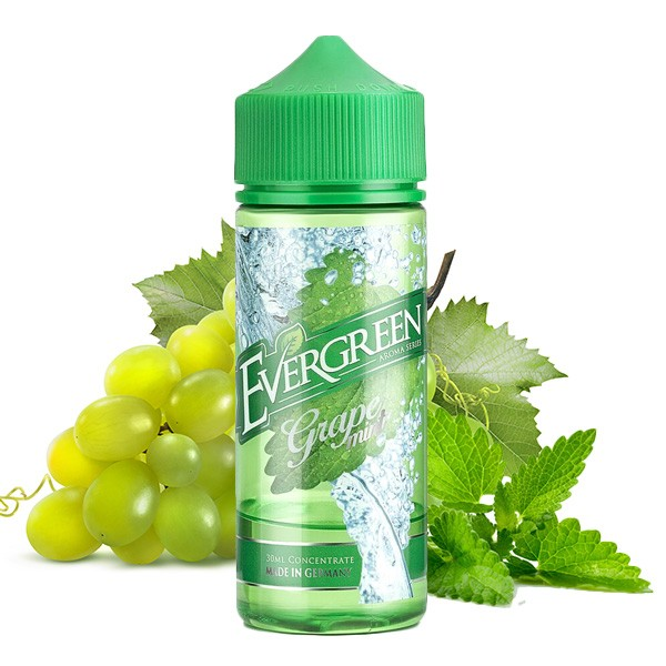 Grape Mint | Aroma | Evergreen