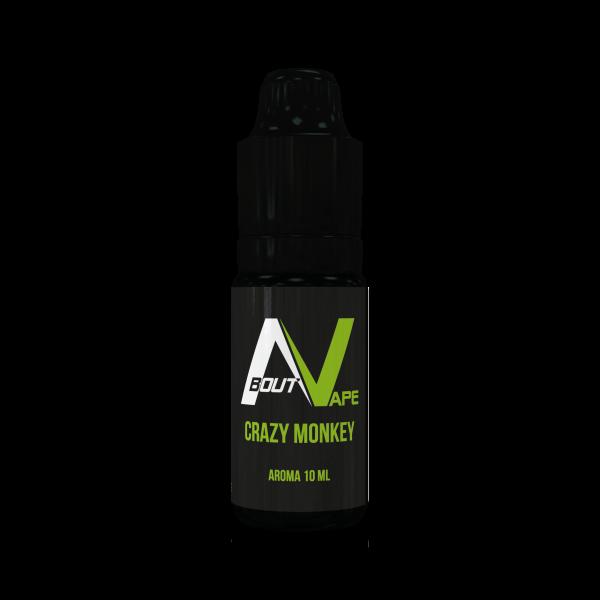 Crazy Monkey | Aroma | About Vape