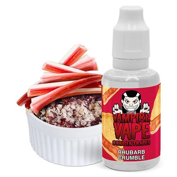 Rhubarb Crumble | Aroma | Vampire Vape