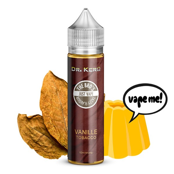 Vanille Tobacco | Aroma | Dr. Kero X The Bro's
