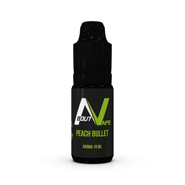 Peach Bullet | Aroma | About Vape