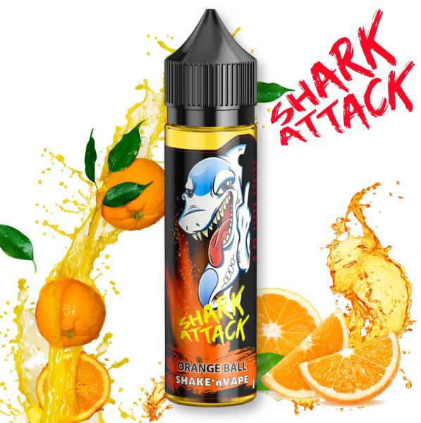 Orange Ball | Aroma | Shark Attack