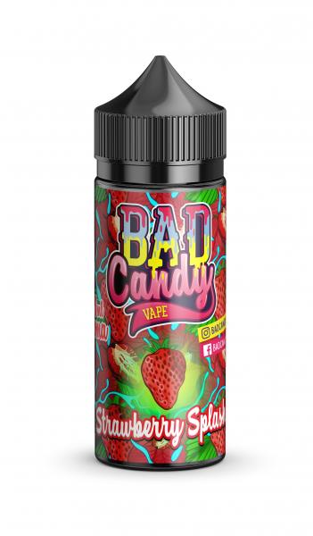 Strawberry Splash | Aroma | Bad Candy Vape