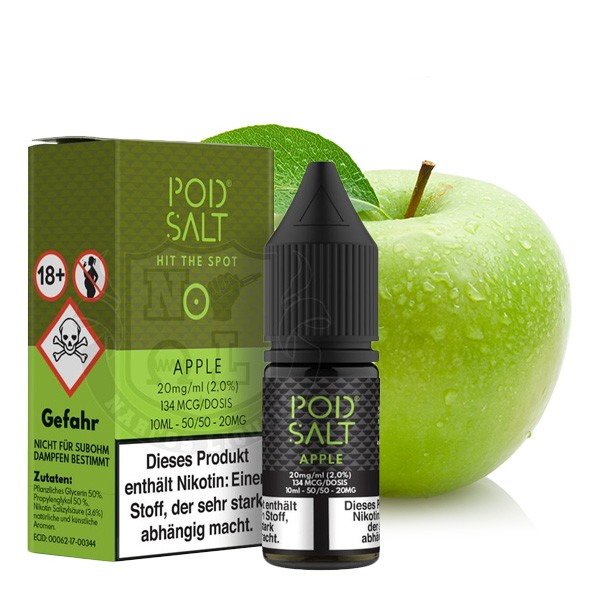 Apple | Liquid | Pod Salt