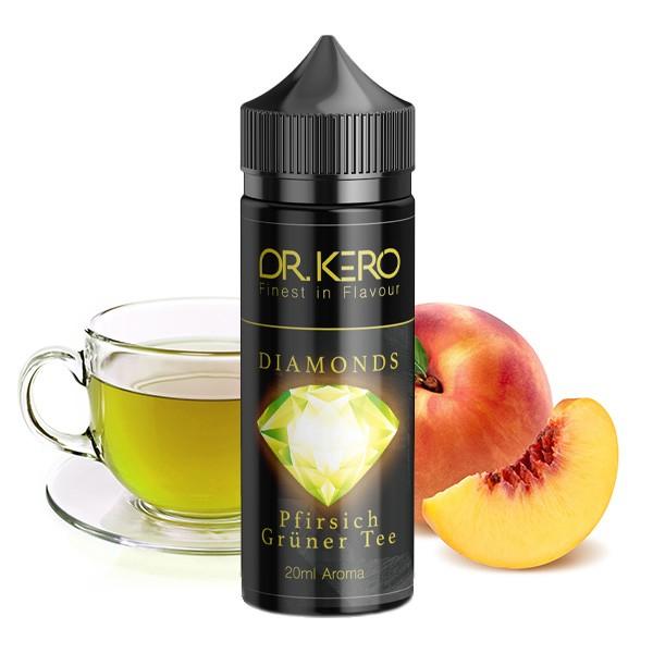 Pfirsich Grüner Tee | Aroma | Dr. Kero Diamonds