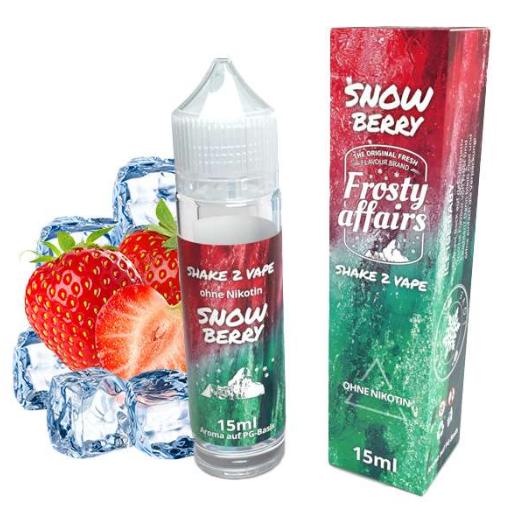 Snowberry | Aroma | Frosty Affairs