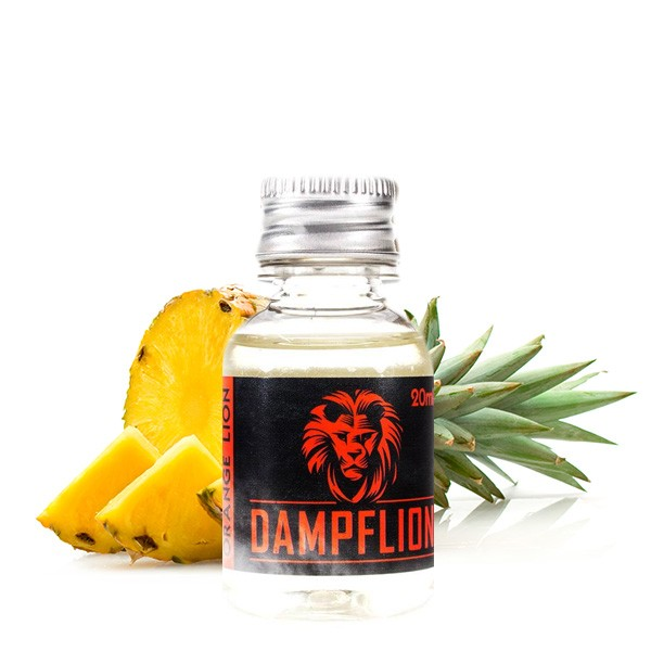 Orange Lion | Aroma | Dampflion